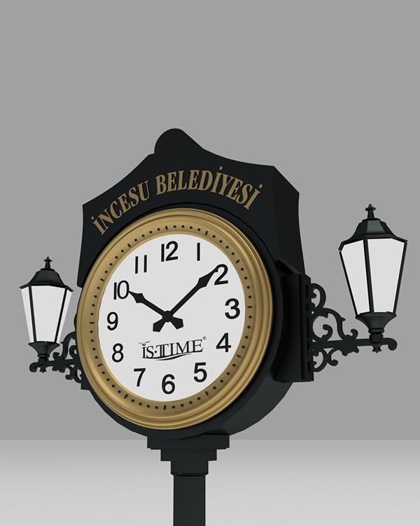 Direkli Meydan Saati 1822