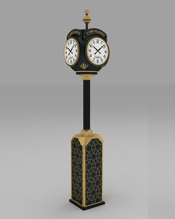 Küre Meydan Saati