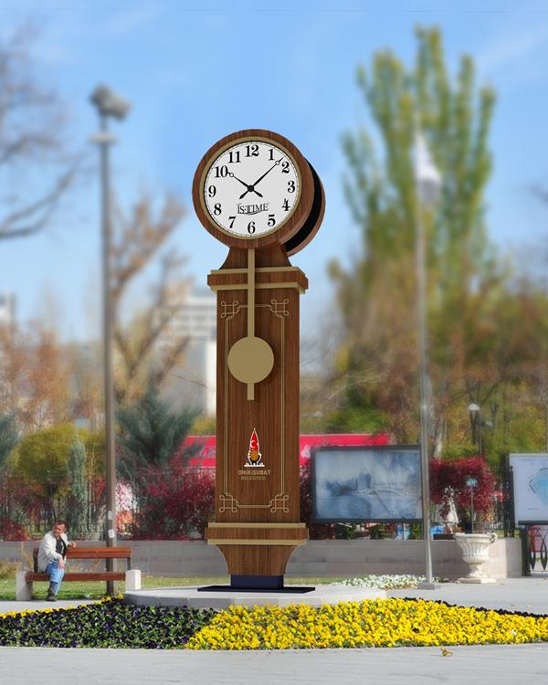 Özel Tasarım Meydan Saati